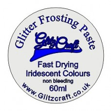 SILVER FROSTING PASTE 30ML TUB)