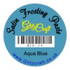AQUA BLUE FROSTING PASTE  30ML TUB)
