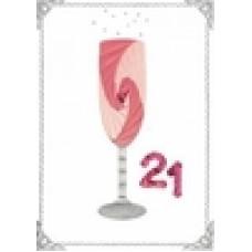C5 Champagne Flute