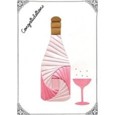 C5 Champagne Bottle
