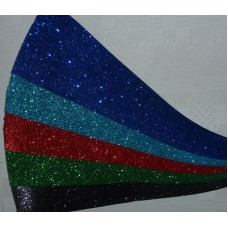Ultra Glitter Strips 2 Blue