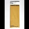 Ivory Tissue Paper - 75cm X 50cm - 3 Sheets