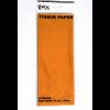 Gold Tissue Paper - 75cm X 50cm - 3 Sheets