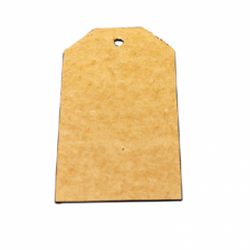 Large Kraft Alteration Tag