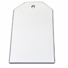 Large White Alteration Tag
