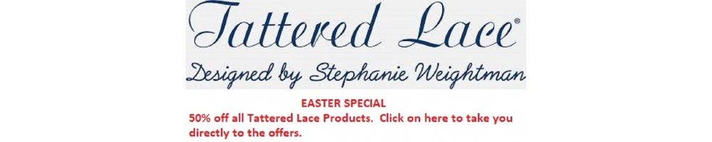 Tattered Lace Easter