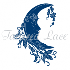 Tattered Lace Die Moon