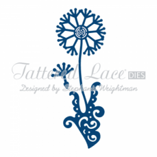 Tattered Lace Die Dandelion