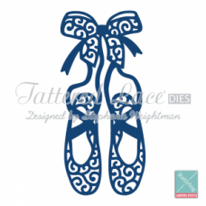 Tattered Lace Die Ballet Shoes