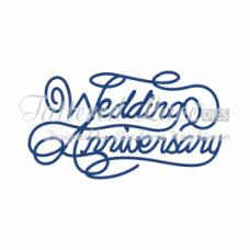 Tattered Lace Wedding Anniversary
