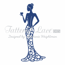 Tattered Lace Die Olivia