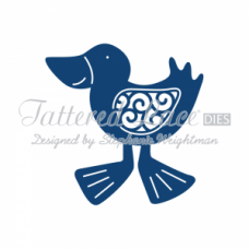 Tattered Lace Die Duck