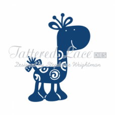 Tattered Lace Die Giraffe