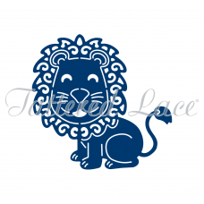 Tattered Lace Die Lion