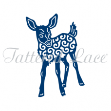 Tattered Lace Die Fawn