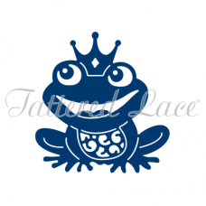 Tattered Lace Die Frog