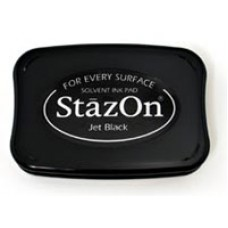 Staz-On - Black