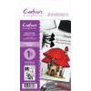Crafter's Companion A6 Unmounted Rubber Stamp - Toadstool Home