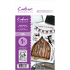 Crafter's Companion A6 Unmounted Rubber Stamp - Fairy Door